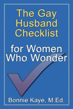 Gay Husbands Checklist